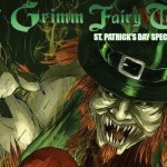 Grimm Fairy Tales St. Patrick's Day Special 2013 banner