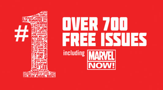 Over 700 FREE Marvel Comics #1 Issues Available Online