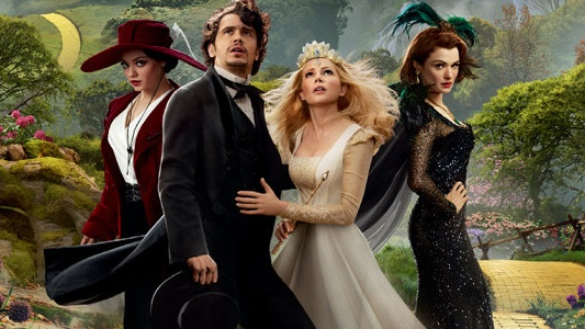 Oz The Great And Powerful Header