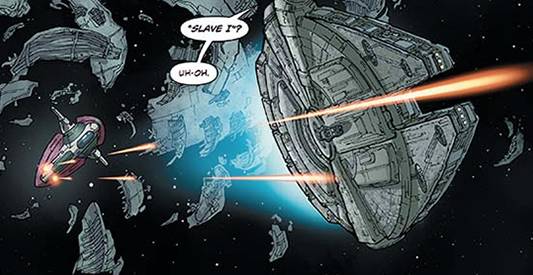 Comic Review: Star Wars #2
