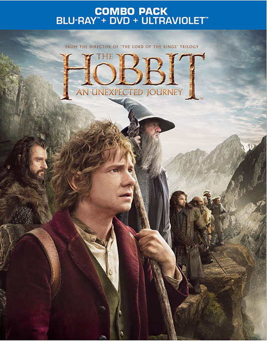 The Hobbit: An Unexpected Journey 3-Disc Blu-ray Edition