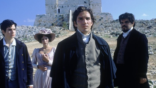 Count Of Monte Cristo Header