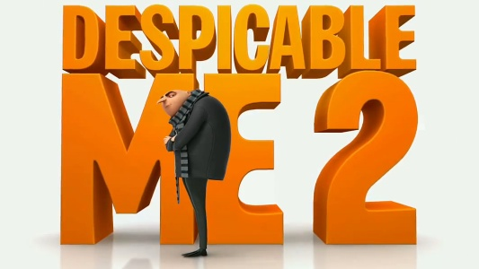 Despicable Me 2 Header