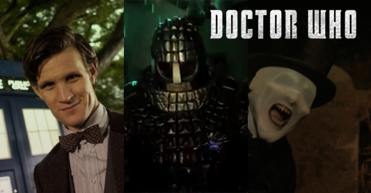 New Previews For Doctor Who - Returning March 30