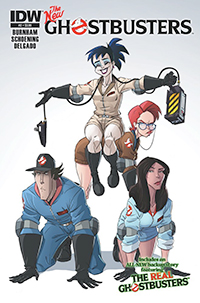 The New Ghostbusters #2