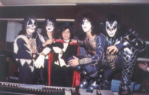 Bob Ezrin and Kiss