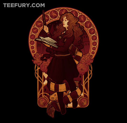 Harry Potter Brightest Witch of Her Age Shirt