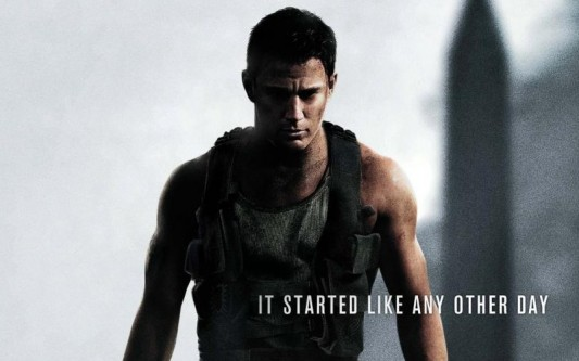 White House Down Poster Header