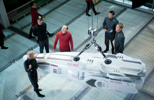 Star Trek Into Darkness Mini Ship