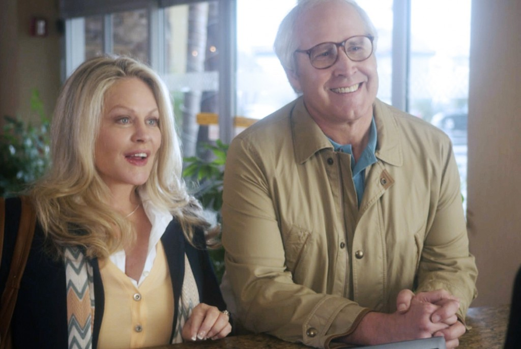 Chevy Chase & Beverly D'Angelo Image