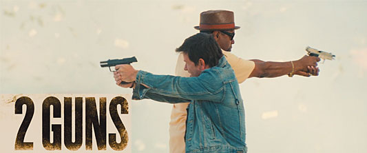 2 Guns Movie Trailer