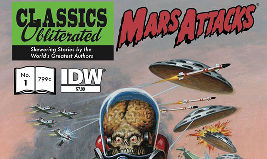 Mars Attacks: Classics Obliterated
