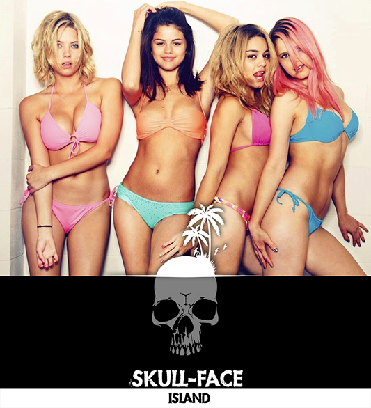 Skull-Face Island 39: Spring Breakers