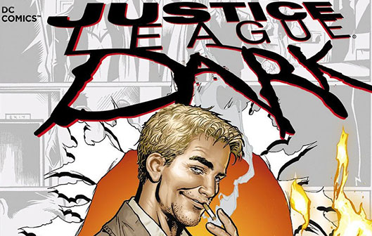 Justice League Dark John Constantine