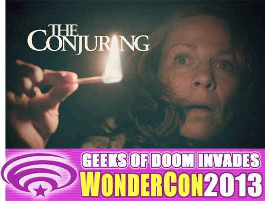 WonderCon 2013: The Conjuring