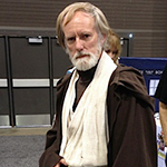 Star Wars Jedi cosplay