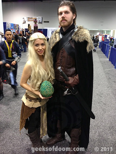 WonderCon 2013 Cosplay Photos Daenerys Targaryen From