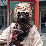 Star Wars Tusken Raider cosplay