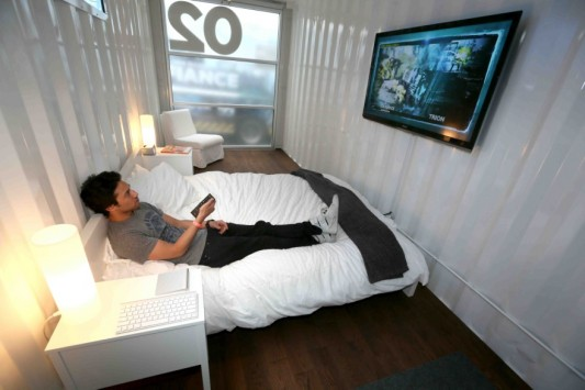 Syfy Defiance Pop-Up Hotel Room SXSW