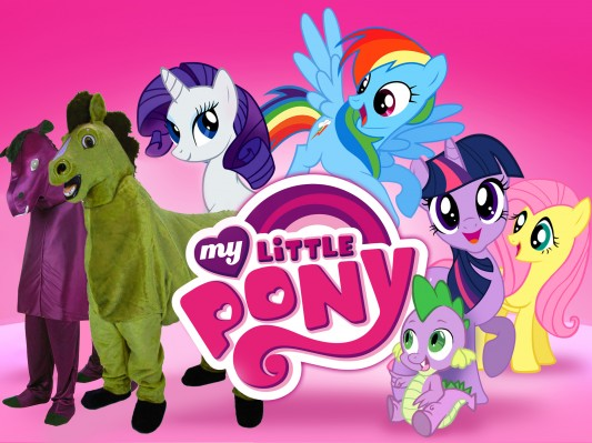 My Little Pony: Friendship is Magic live-action