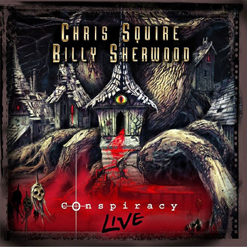 Chris Squire & Billy Sherwood's Conspiracy Live