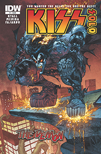 KISS Solo #1: The Demon