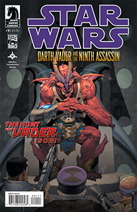 Darth Vader and the Ninth Assassin #1
