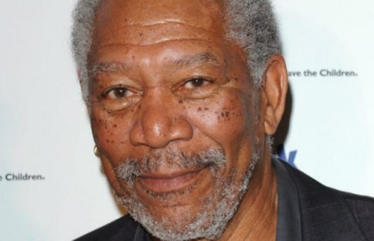 Morgan Freeman Image