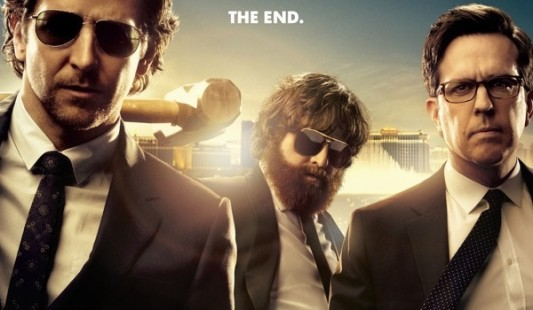 The Hangover Part III Header