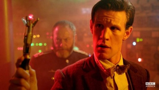 Doctor Who - Cold War Review