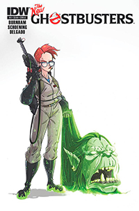 The New Ghostbusters #3