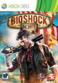 Bioshock Infinite cover art Xbox 360