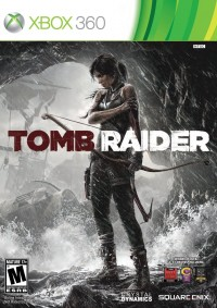 Tomb Raider (2013) Xbox 360 cover art