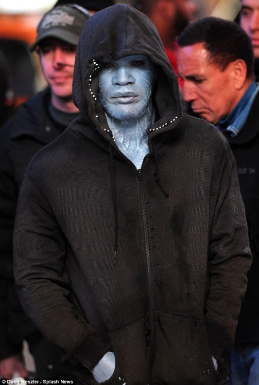 Electro in The Amazing Spider-Man 2 01