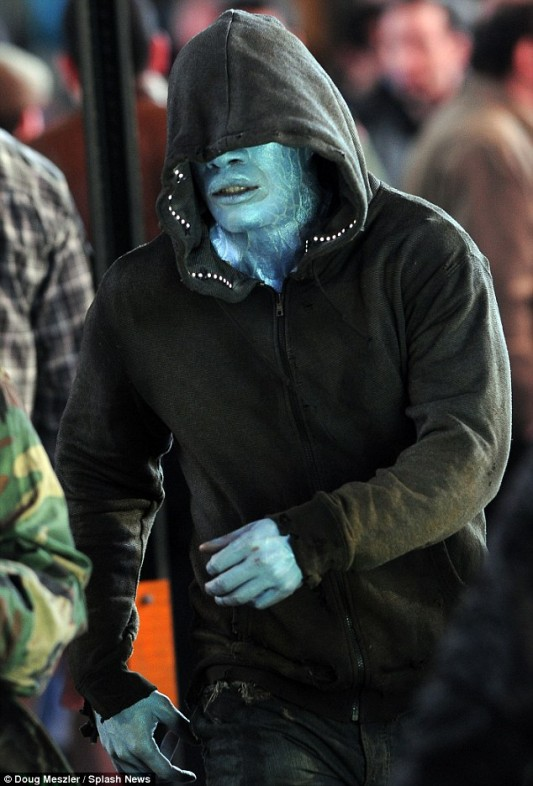 Electro in The Amazing Spider-Man 2 02