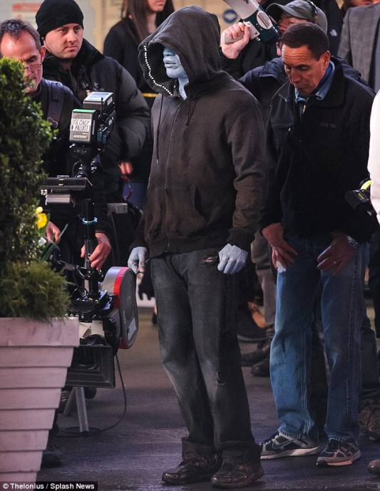 Electro in The Amazing Spider-Man 2 03