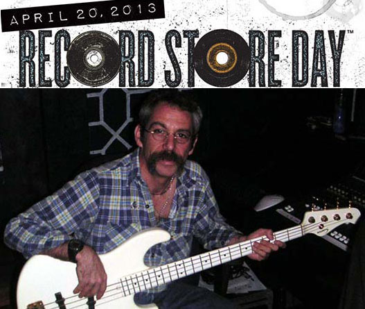 Record Store Day Mike Watt