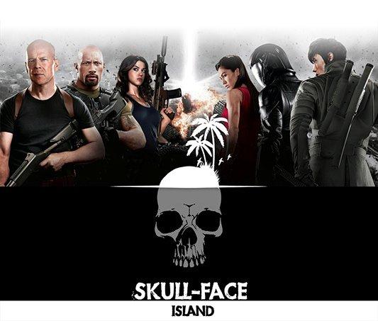 Skull-Face Island: Episode 40: G.I. Joe: Retaliation / Trance