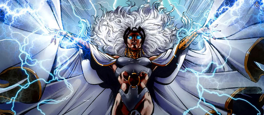 X-Men: Days of Future Past - Storm Revealed