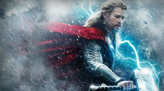 Thor: The Dark World Header Image