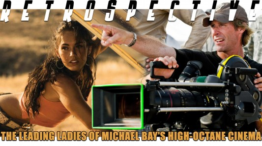 Michael Bay Leading Ladies banner