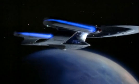Star Trek: The Next Generation Season 3 - The Enterprise
