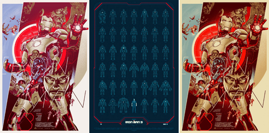 Iron Man 3 Mondo Header