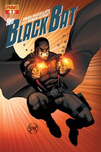 The Black Bat #1