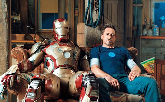 Iron Man 3: Mark 42 and Tony