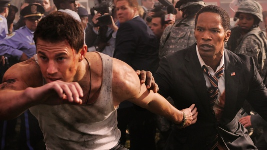 White House Down Header