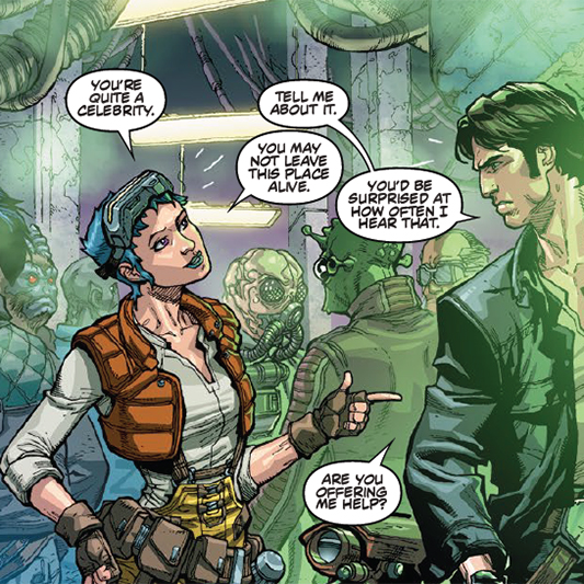 Comic Review: Star Wars #5
