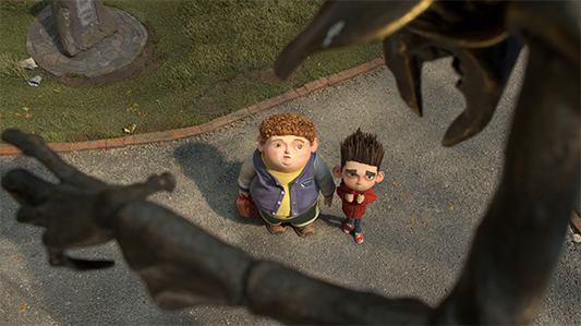 Streaming Review: ParaNorman