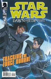 Star Wars: Dawn Of The Jedi: Prisoner of Bogan #5