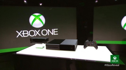 Xbox One Reveal Image